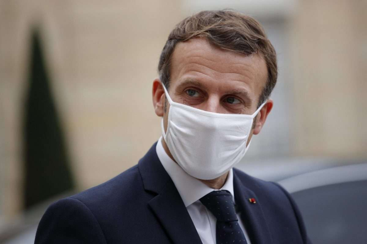 Attentati in Francia: Macron, Erdogan e la mala satira