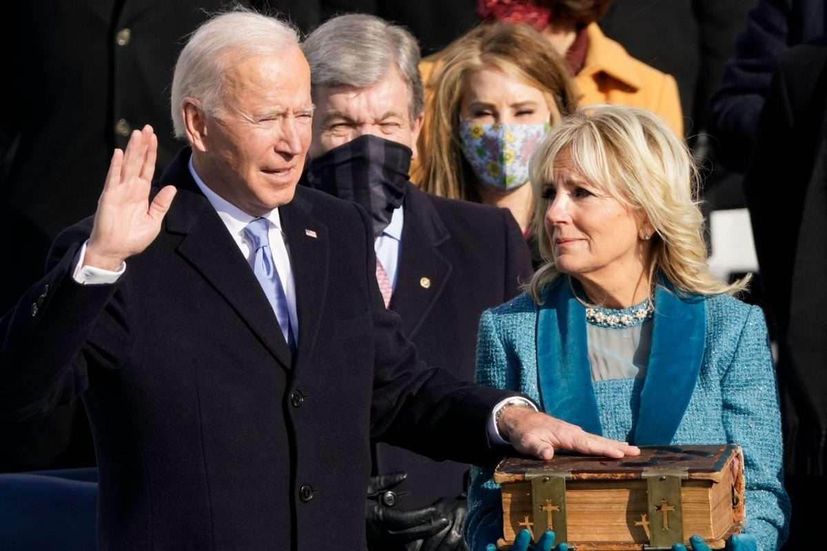 USA: Joe Biden ha giurato e con lui Kamala Harris, per l'America comincia una nuova era